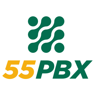 55PBX Softphone PABX Virtual